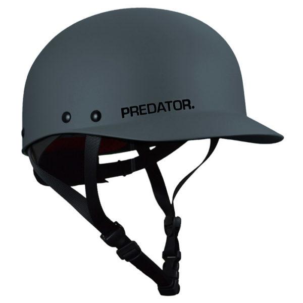 Predator-Shiznit-Kayak-Helmet.Gray-Angle JP