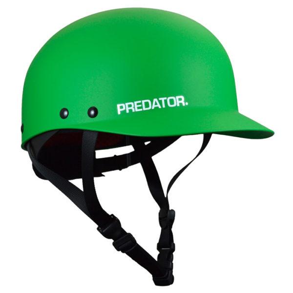 Predator-Shiznit-Kayak-Helmet.Green-Angle JP