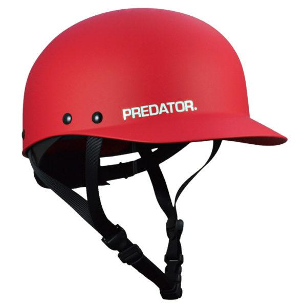 Predator-Shiznit-Kayak-Helmet.Red-Angle JP