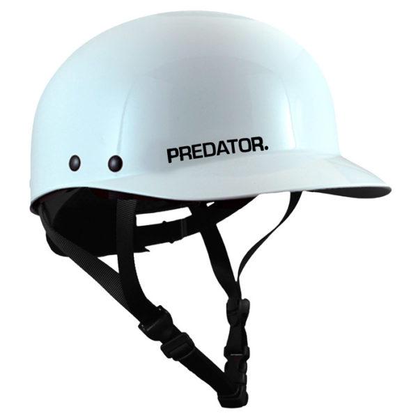 Predator-Shiznit-Kayak-Helmet.White-Angle JP